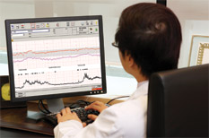 Fetal Heart (Cardiotocogram) Monitoring System