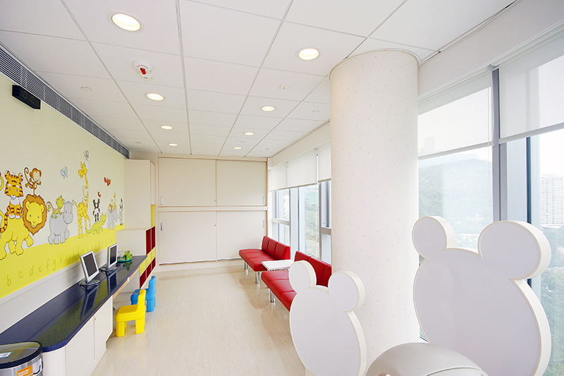 Paediatric Ward